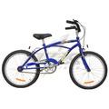 Bicicleta Dzx 6005 Rodado 20 Playera P/ Chicos Nenes Beach