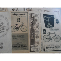Publicidad Bicicleta Antigua Stucchi Aliprandi Orlean Retro