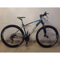 Bicicleta Venzo Vulcan 29er 20vel Shimano Deore/hidraulicos