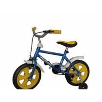 Bicicleta R12 Cross Full C/ Piñón Libre Nena/ Varón Caseros
