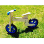 Bicicleta De Madera Para Niños! Niñas! Infantiles