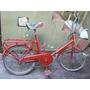 Bicicleta Plegable Rodado 20 Musetta.