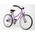 Bicicleta Halley Playera 19336 Rodado 24 Para Dama Gtia