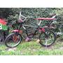 Antigua Bicicleta Bici Cross Con Amortiguadores Acer Crom