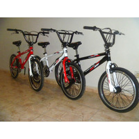 Bicicleta Freestyle Venzo Inferno (no Vairo, Gt, Haro, Olmo)