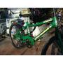 Bicicleta Cross R20 V/b Massa Varon