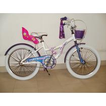 Bicicleta Raleigh Rodado 20 Aluminio Nuevas Nenas Jazzi