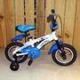 Bicicleta Sbk Hunter Rodado 12 Niños