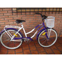 Bicicleta Playera Dama Full- Rod: 26 Y 24.local A La Calle.
