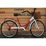 Bicicleta Playera Dama Full Rodado 26 Richard Bikes