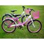 Bicicleta Nena Rodado 20 Paseo