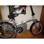 Bicicleta Importada Plegable