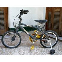 Bicicleta Tipo Bmx Rod 16 Para Restaurar. Desde $1