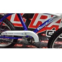 Bicicleta Gimnasia Y Esgrima La Plata Rod 14-16-20