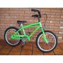 Bicicleta-playera-rodado-14 Y 16-con Rueditas-nuevas.