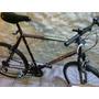 Bicicleta Con Suspencion Cambios Shimano V-brake Aluminio