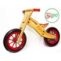 Bicicletas Gio Eco Madera Chicos Infantil Niños Nenas Nuevas