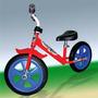 Bicicleta Sin Pedales Rodado 12 Art. 800 Directo Fábrica!