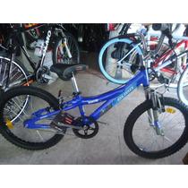 Bicicleta Olmo Reaktor Rodado 20 Aluminio