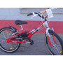 Bicicleta Rodado 20 Aluminio Bmx Infantil Niño Premium !!!