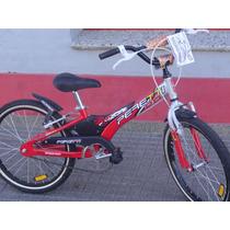 Bicicleta Niño Infantil Rodado 20 Aluminio Envios Gratis!!