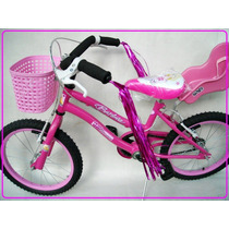 Bicicleta Play. R/16 Nena.
