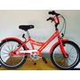 Bicicleta De Nene Skinred Rodado 20 Con Guardabarros