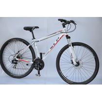 Bicicleta Mountain Bike Frenos Disco Cambio Shimano Rod 27.5