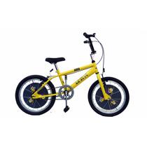 Bicicleta Minions Niño Bmx Rodado 16
