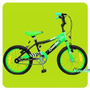 Bicicleta Cross Newton Rock Bmx Rodado 16 Infantil Niños