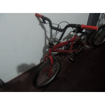 Bicicleta Tipo Bmx - Excelente Estado