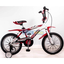 Bicicleta Raleigh Rodado 16 Aluminio Nuevas Varon Infantil