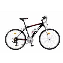 Bicicleta Olmo Rod 26 Aluminio Mtb Safari 3 18 V Suspensión