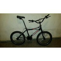 Bicicleta Freestyle Rod 20 Negra 48 Rayos Mercado Pago