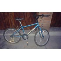 Bicicleta Mountainbike Para Niños Rodado 20