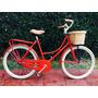 Bicicleta Dama Vintage Retro Antigua Diseño Clasica R26