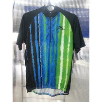 Remera Jersey Ciclismo Caballero Xtres Talle Xl