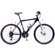 Bicicleta Olmo Safari Rod 260+ Freno Disco Aluminio 21v Susp