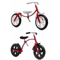 Bicicleta Sin Pedales Cuadro Reversible Randers Hasta 5 Años