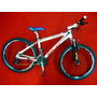 Bicicleta Mountain Bike Peretti Slp 300 Aluminio Suspencion