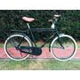 Bicicleta Clasica Tipo Retro Inglesa Antigua Hombre R26