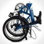 Bicicleta Raleigh Straigh Plegable Env/s.c La Plata