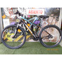 Bicicleta Mountain Bike Venzo Tango Rod 27.5 Shimano Disco