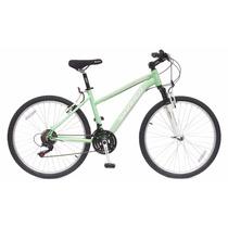 Bicicleta Mountain Bike De Dama Skinred Sioux 21 Velocidades