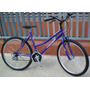 Bicicleta Rodado 26 Mountain Bike Dama