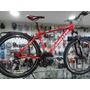 Bicicleta Venzo Odin Rod 27.5 21 Vel + Casco De Regalo