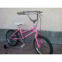 Bicicleta Usada Bmx Rod16 Excelente Estado Como Nueva