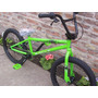 Bicicleta Raleigh Jump X3 Bmx Freestyle R20
