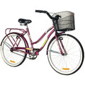 Bicicleta Playera Dama Full La Mejor Rod 26 Dzx 6006 Deluxe