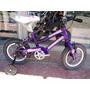 Bicicleta Rodado 12 Nena Bruzzoni Acero Fabricantes Rueditas